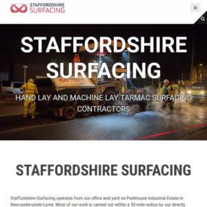 Stafforshire Surfacing