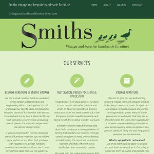 Smiths Vintage and Bespoke Handmade Furniture