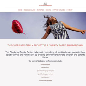 The Cherished Family Project