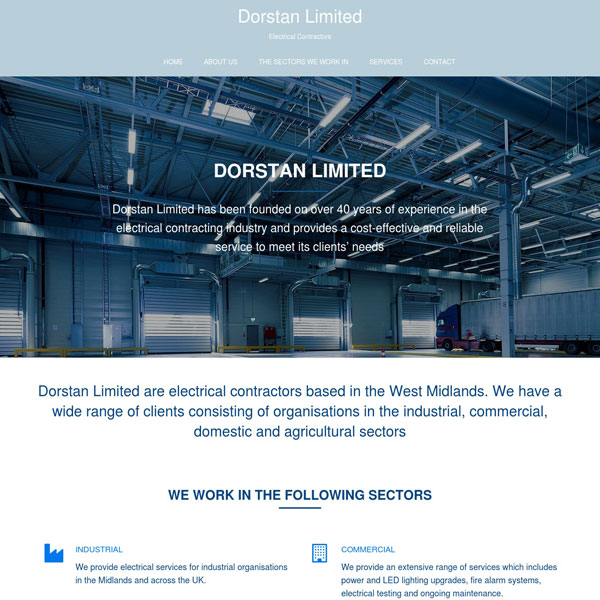 Dorstan Limited Electrical Contractors