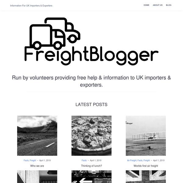 FreightBlogger