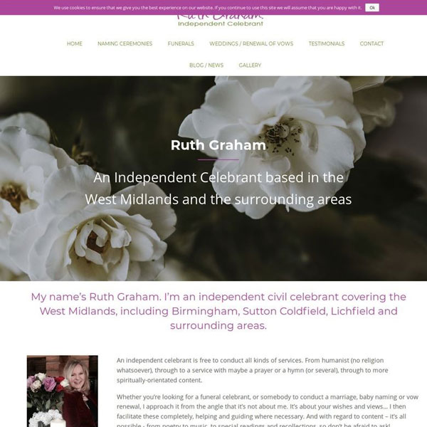 West Midlands Celebrant