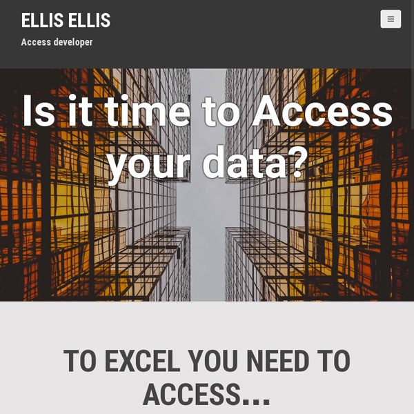 Ellis Ellis Access Developer
