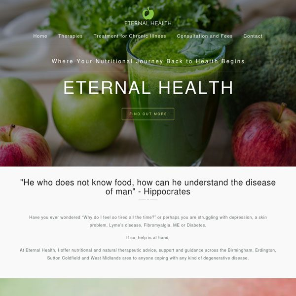 Eternal Health