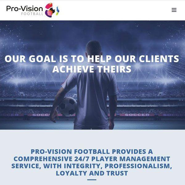 Pro-Vision Football